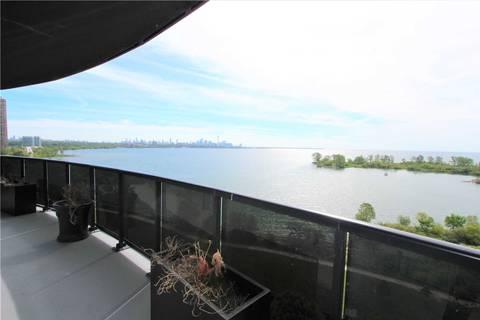 Apartment for rent at 80 Marine Parade Dr Unit 803 Toronto Ontario - MLS: W4487865