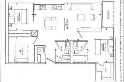 Apartment for rent at 85 Wood St Unit 803 Toronto Ontario - MLS: C4768734