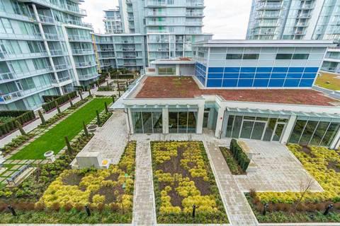 Condo for sale at 8628 Hazelbridge Wy Unit 803 Richmond British Columbia - MLS: R2443459