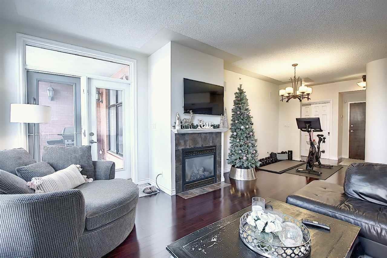 Condo for sale at 9020 Jasper Av NW Unit 803 Edmonton Alberta - MLS: E4219798