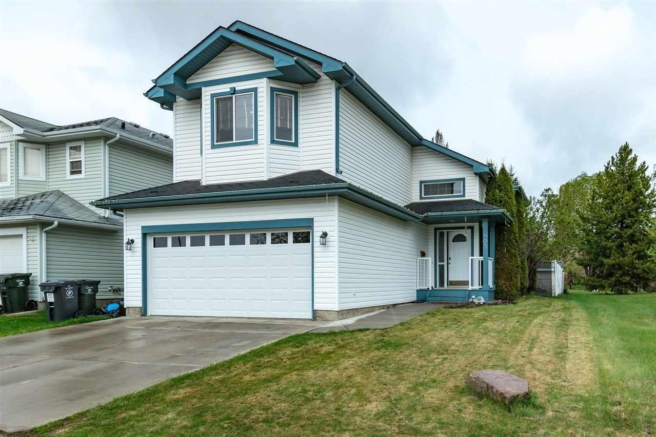 House for sale at 803 Highwood Bv Devon Alberta - MLS: E4198362