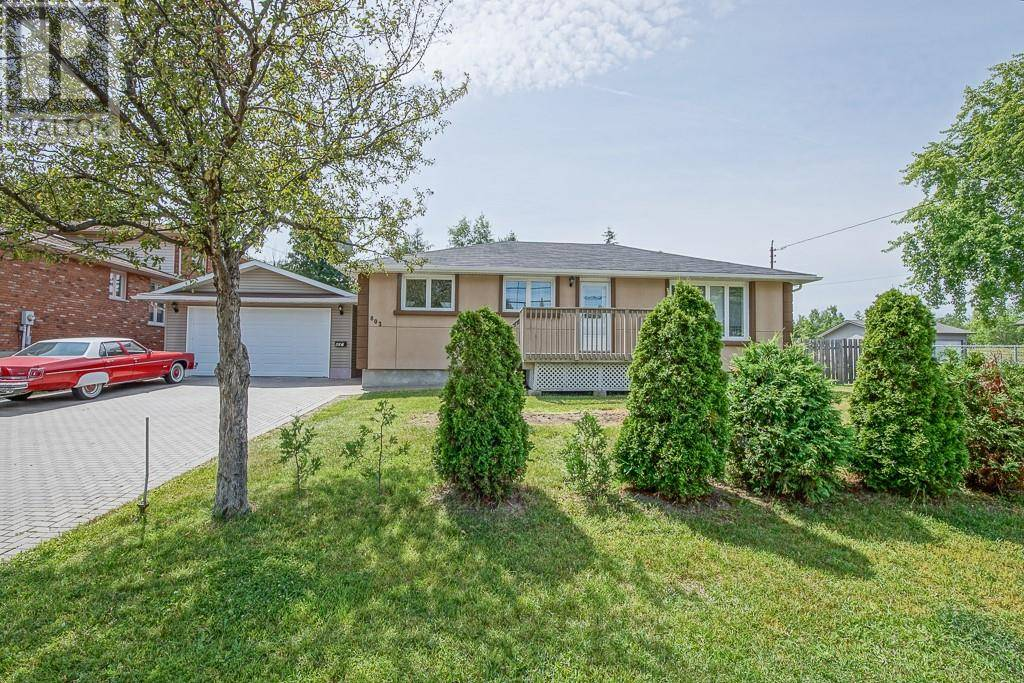 House for sale at 803 Robinson Dr Sudbury Ontario - MLS: 2078846