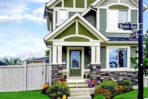House for sale at 803 Valour Me Nw Edmonton Alberta - MLS: E4150595