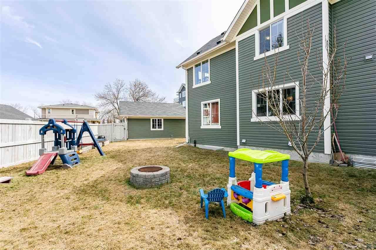 House for sale at 803 Valour Me Nw Edmonton Alberta - MLS: E4193759