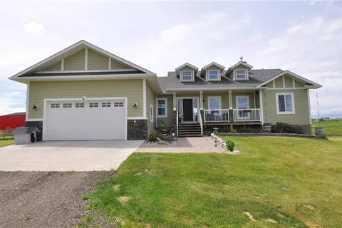 House for sale at 8038 402 Ave East Rural Foothills County Alberta - MLS: C4263032