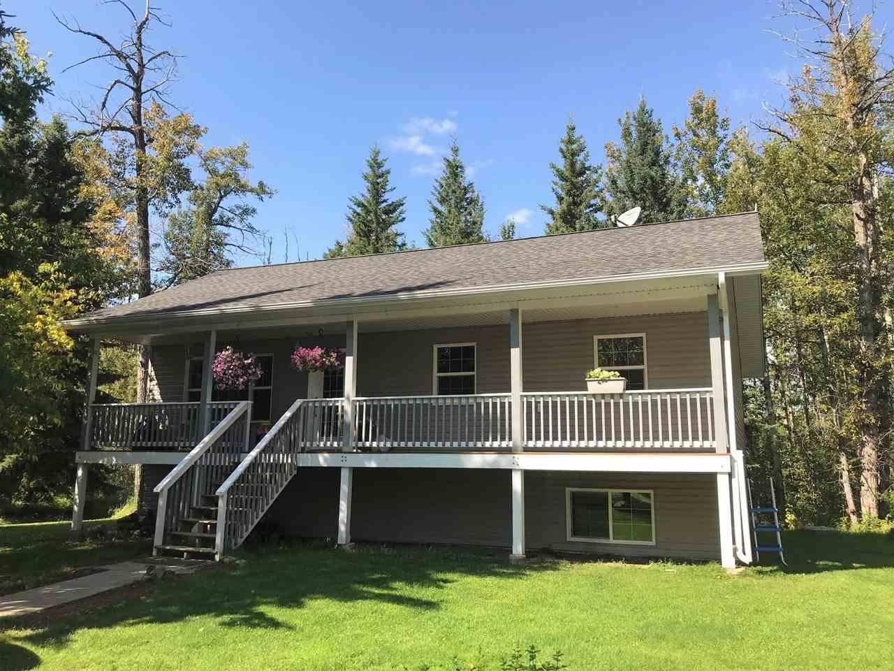House for sale at 8038 Twp  Rural Yellowhead Alberta - MLS: E4172997