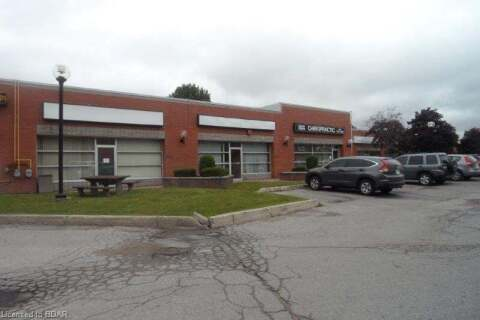 Commercial property for sale at 65 Cedar Pointe Dr Unit 803A Barrie Ontario - MLS: 40021973