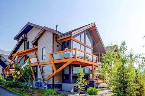 Townhouse for sale at 105 Stewart Creek Ri Unit 804 Canmore Alberta - MLS: C4255643