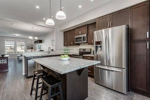 Townhouse for sale at 1086 Williamstown Blvd Northwest Unit 804 Airdrie Alberta - MLS: C4280983