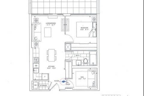 Apartment for rent at 125 Redpath Ave Unit 804 Toronto Ontario - MLS: C4733790