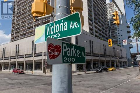 Condo for sale at 150 Park St West Unit 804 Windsor Ontario - MLS: 19021782