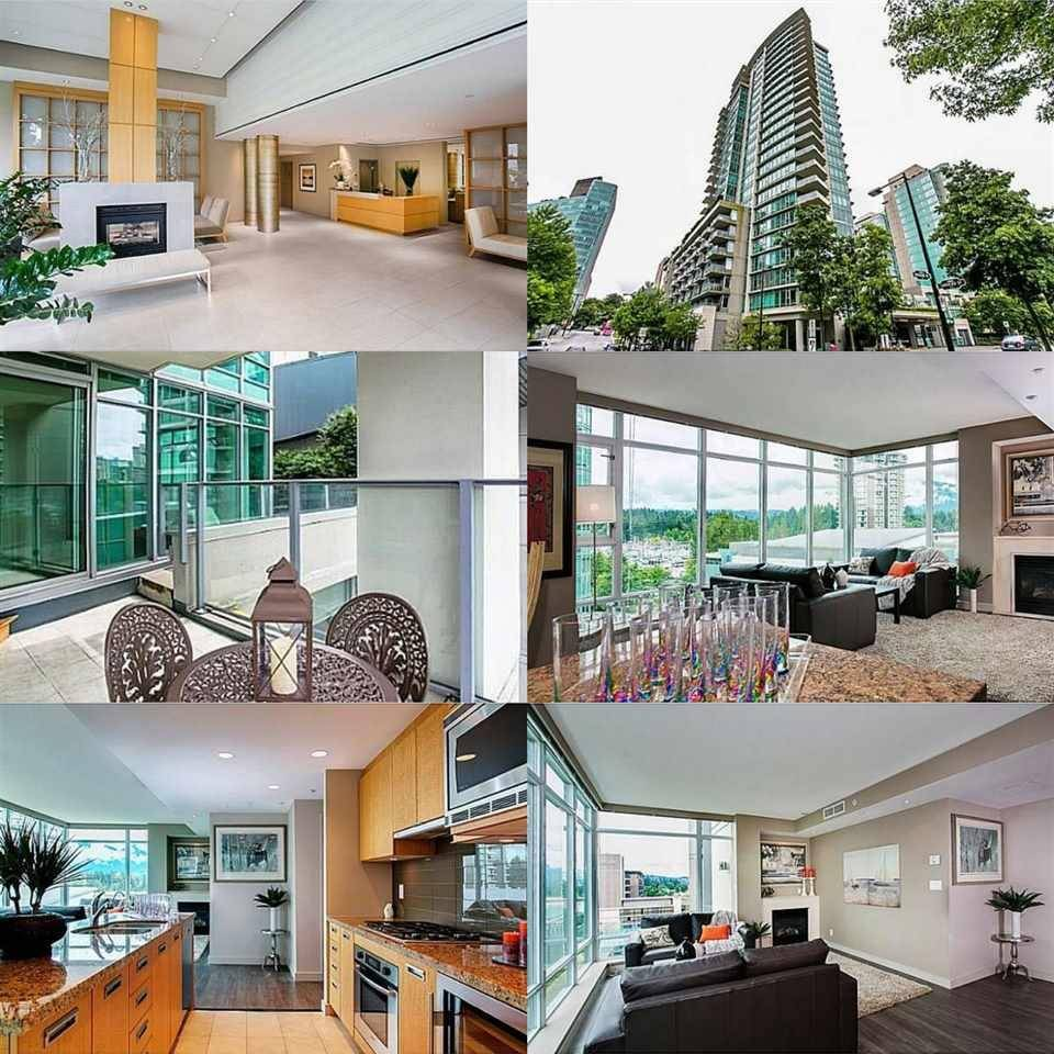 Apartment for rent at 1616 Bayshore Dr Unit 804 Vancouver British Columbia - MLS: R2395270