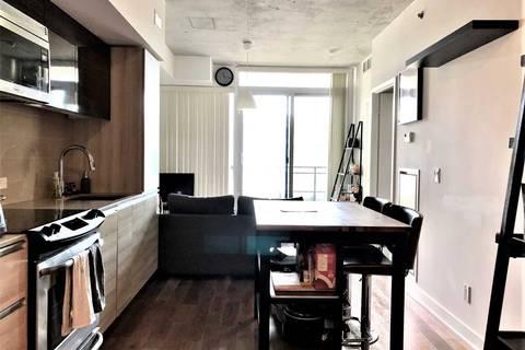 Apartment for rent at 20 Minowan Miikan Ln Unit 804 Toronto Ontario - MLS: C4567230