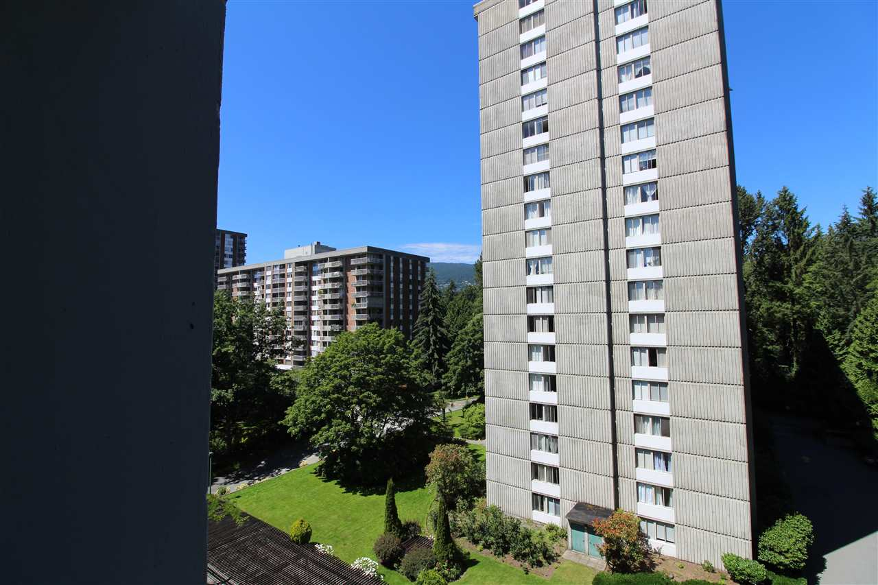 For Sale: 804 - 2004 Fullerton Avenue, North Vancouver, BC   2 Bed, 1 Bath Condo for $650,000. See 11 photos!
