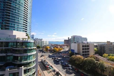 Apartment for rent at 21 Grand Magazine St Unit 804 Toronto Ontario - MLS: C4612559