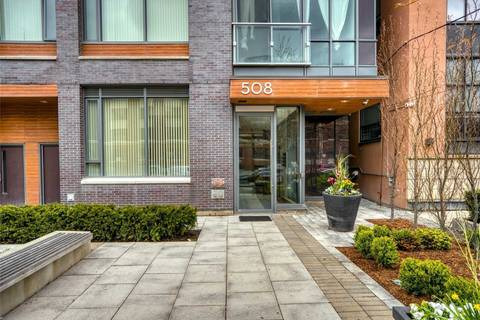 Condo for sale at 508 Wellington St Unit 804 Toronto Ontario - MLS: C4668053