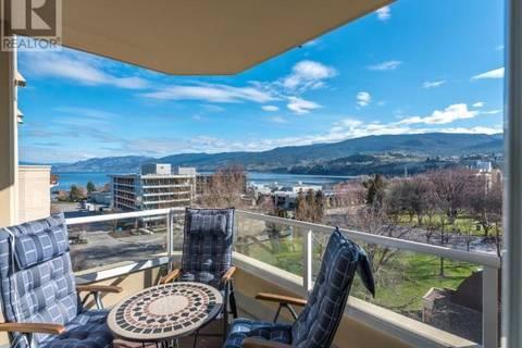 Condo for sale at 75 Martin St Unit 804 Penticton British Columbia - MLS: 177898