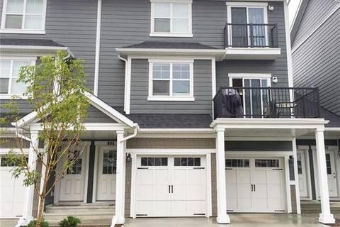 Townhouse for sale at 881 Sage Valley Blvd Northwest Unit 804 Calgary Alberta - MLS: C4270417