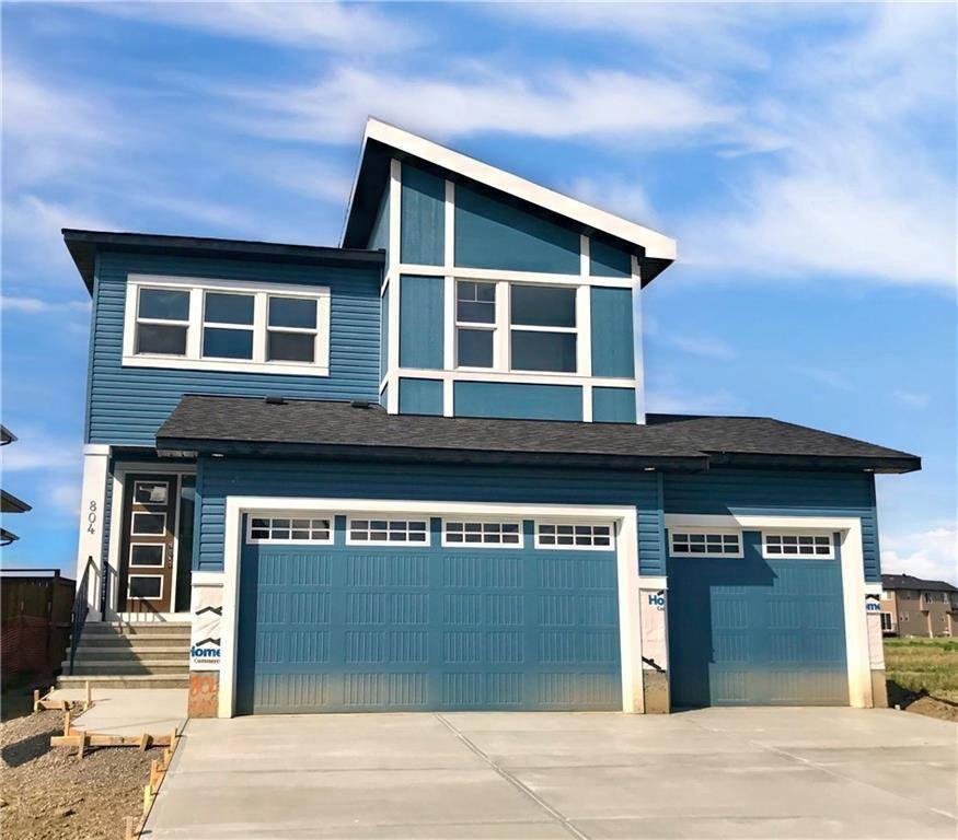 House for sale at 804 Hampshire Cres Ne Hampton Hills, High River Alberta - MLS: C4228443
