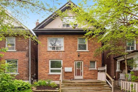 Townhouse for sale at 804 Indian Rd Toronto Ontario - MLS: W4483723