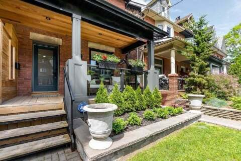 Townhouse for sale at 804 Logan Ave Toronto Ontario - MLS: E4780408