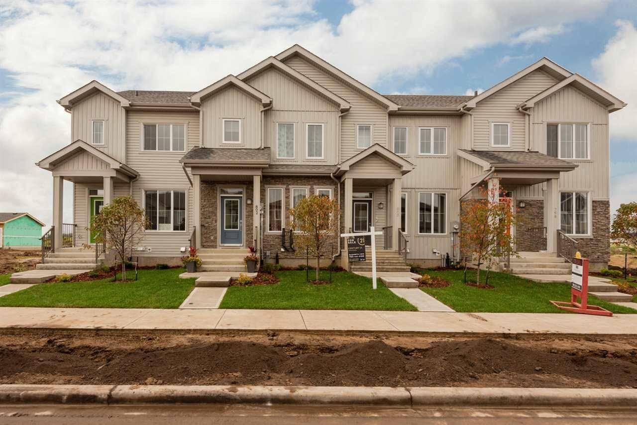 House for sale at 804 Secord Blvd Nw Edmonton Alberta - MLS: E4170467