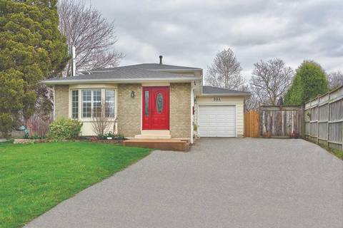 House for sale at 804 Secord Ct Milton Ontario - MLS: W4428197