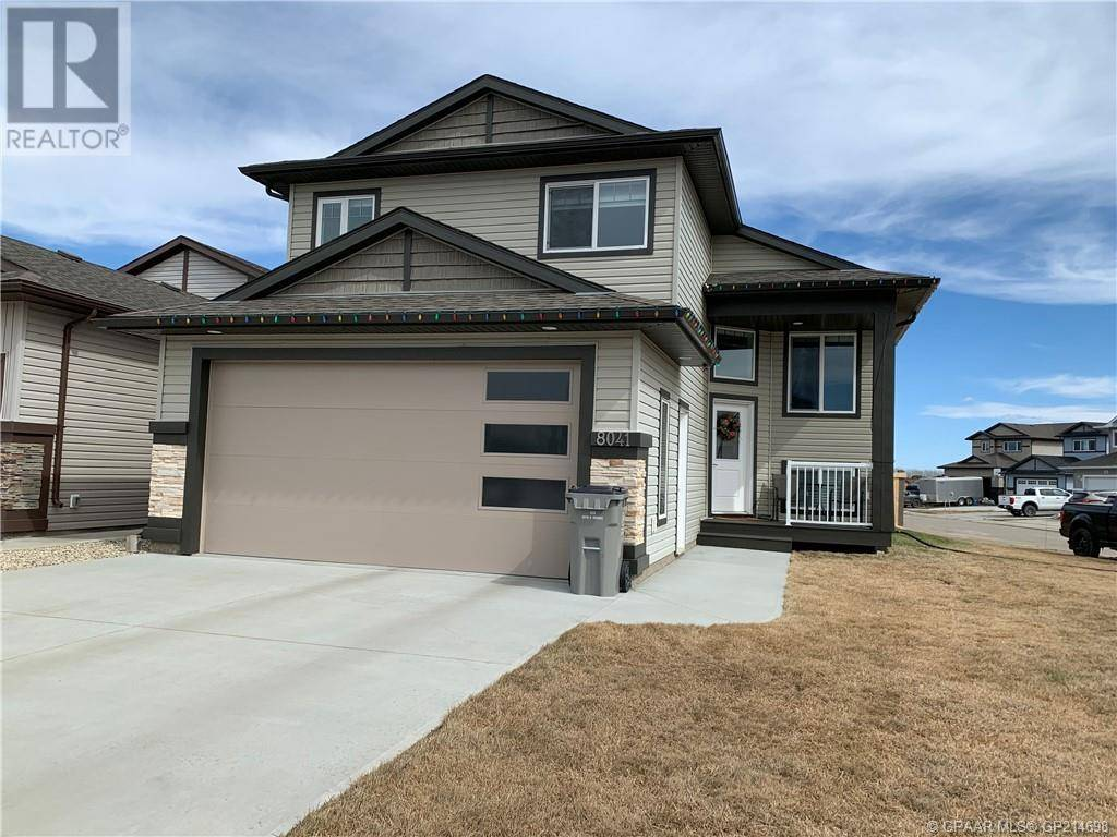 House for sale at 8041 91 St Grande Prairie Alberta - MLS: GP214698