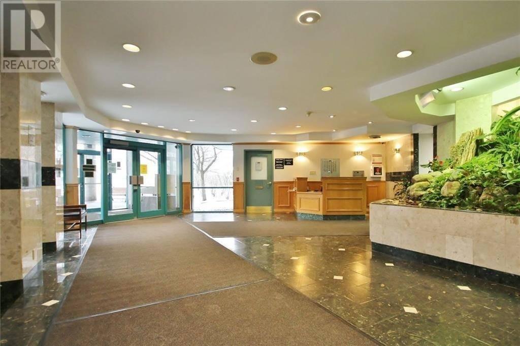 Condo for sale at 1025 Grenon Ave Unit 805 Ottawa Ontario - MLS: 1182008
