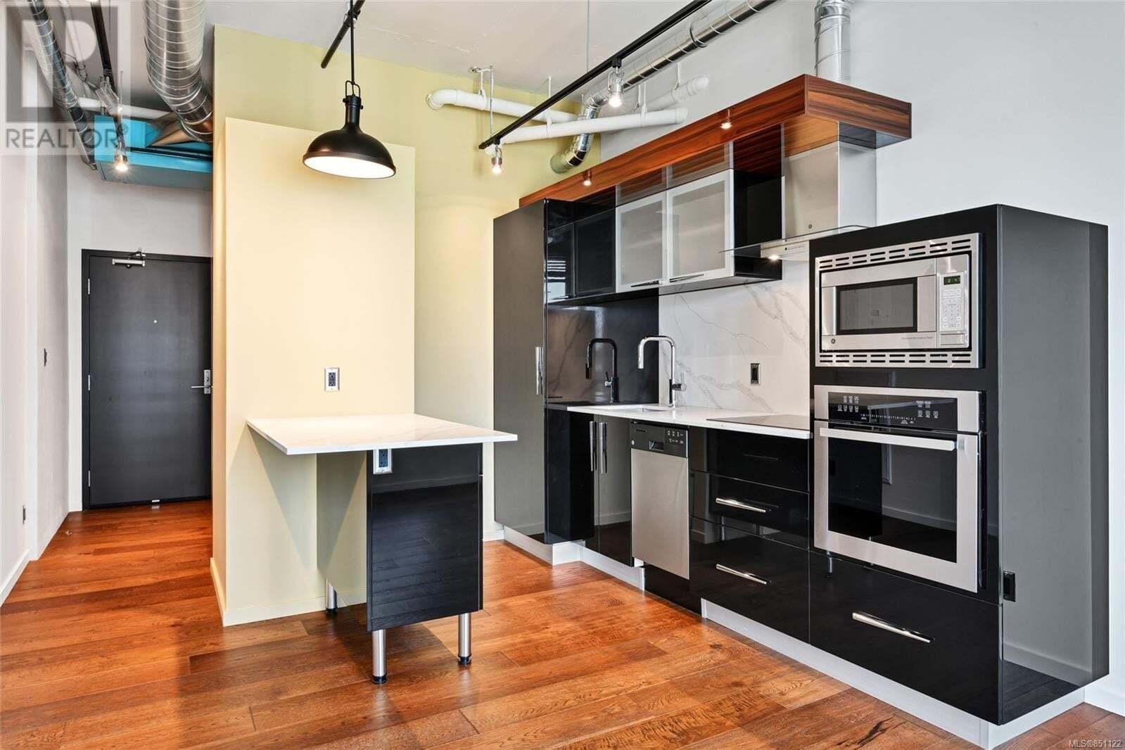 Condo for sale at 1029 View  Unit 805 Victoria British Columbia - MLS: 851122
