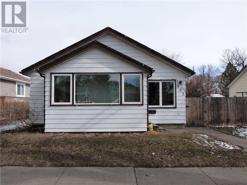 House for sale at 805 12a St N Lethbridge Alberta - MLS: ld0190039