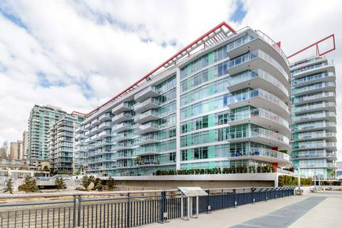 Condo for sale at 185 Victory Ship Wy Unit 805 North Vancouver British Columbia - MLS: R2355137