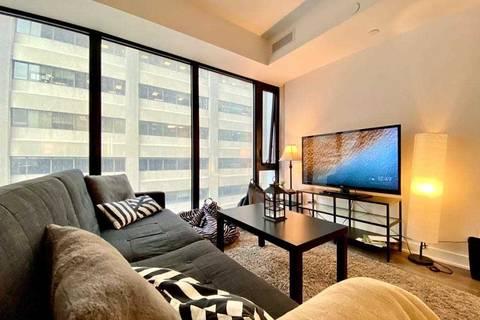 Apartment for rent at 188 Cumberland St Unit 805 Toronto Ontario - MLS: C4737742