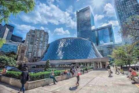 Apartment for rent at 224 King St Unit 805 Toronto Ontario - MLS: C4696710