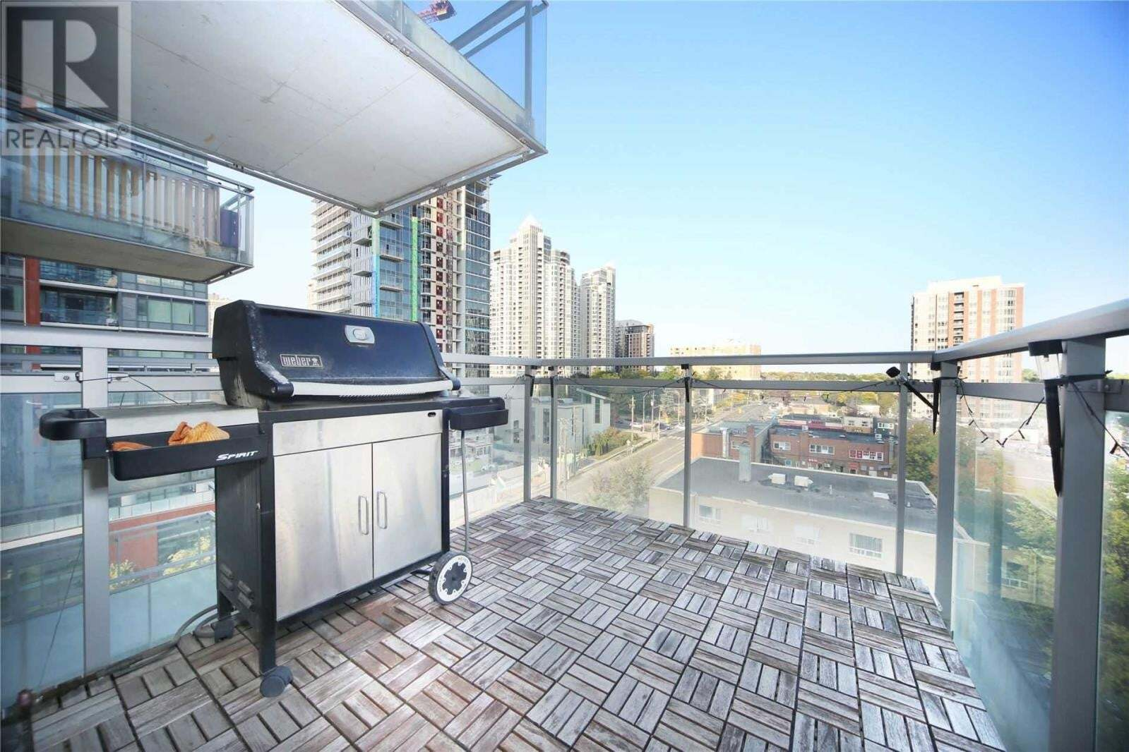 Condo for sale at 30 Canterbury Pl Unit 805 Toronto Ontario - MLS: C4927726