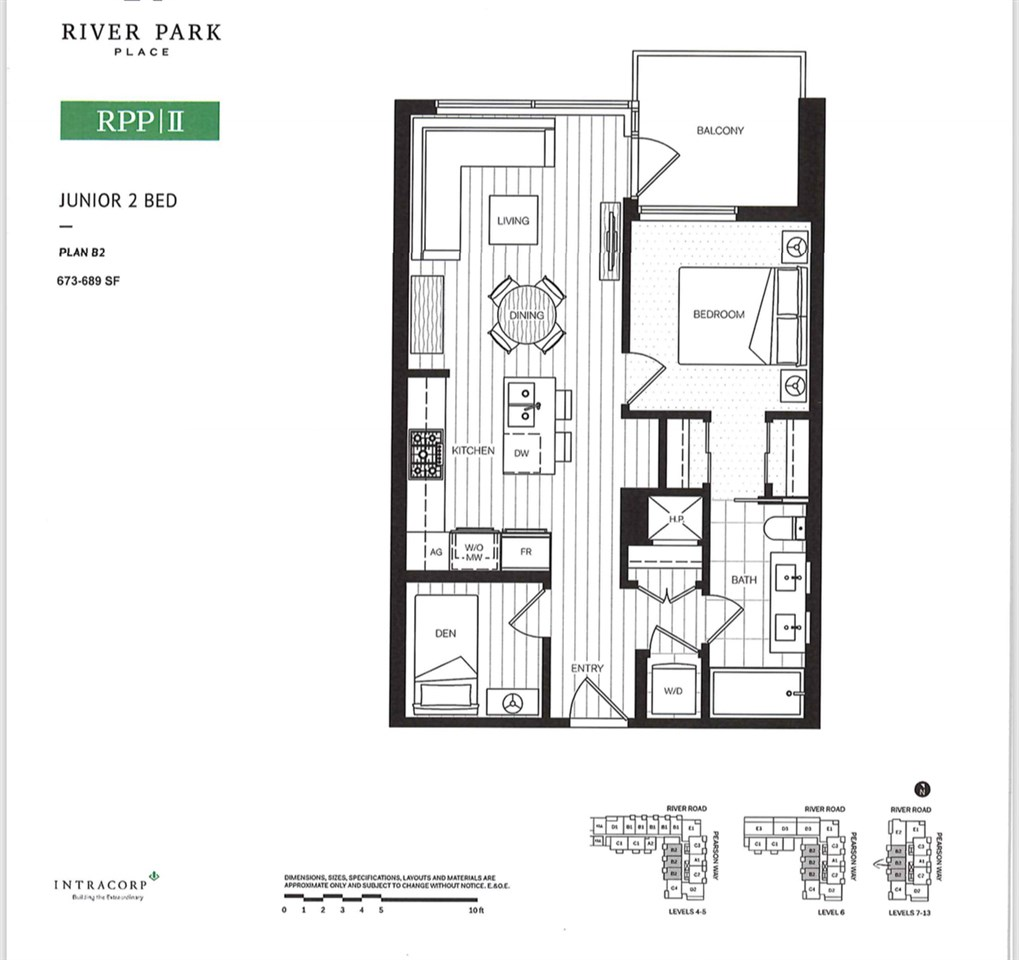 Removed: 805 - 5400 Hollybridge Way, Richmond, BC - Removed on 2018-11-22 04:24:13