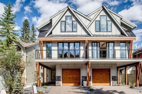 Townhouse for sale at 805 5th St Canmore Alberta - MLS: A1037983