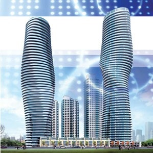 Sold: 805 - 60 Absolute Avenue, Mississauga, ON