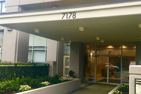 Condo for sale at 7178 Collier St Unit 805 Burnaby British Columbia - MLS: R2435110