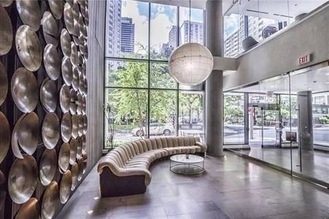Apartment for rent at 75 St Nicholas St Unit 805 Toronto Ontario - MLS: C4451892