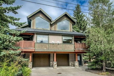 Townhouse for sale at 805 7th St Canmore Alberta - MLS: A1032567