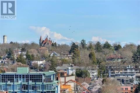 Condo for sale at 838 Broughton St Unit 805 Victoria British Columbia - MLS: 407627
