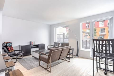 Condo for sale at 955 Hastings St E Unit 805 Vancouver British Columbia - MLS: R2387697