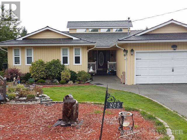 Removed: 805 Ellcee Place, Courtenay, BC - Removed on 2017-10-27 10:03:38
