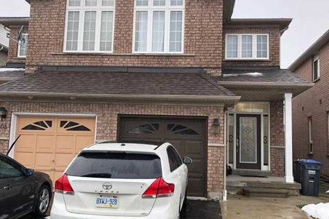 Townhouse for rent at 805 Khan Cres Mississauga Ontario - MLS: W4647652