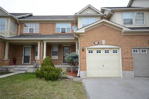 Townhouse for sale at 805 Mckay Cres Milton Ontario - MLS: W4471770