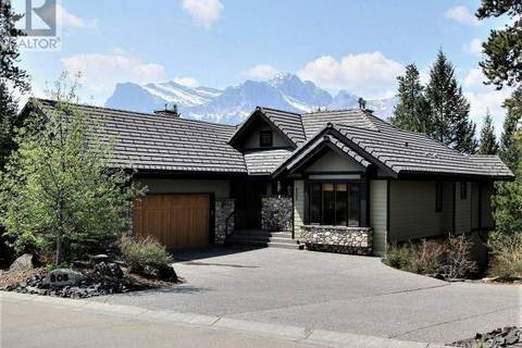 House for sale at 805 Silvertip Ht Silvertip, Canmore Alberta - MLS: 48226