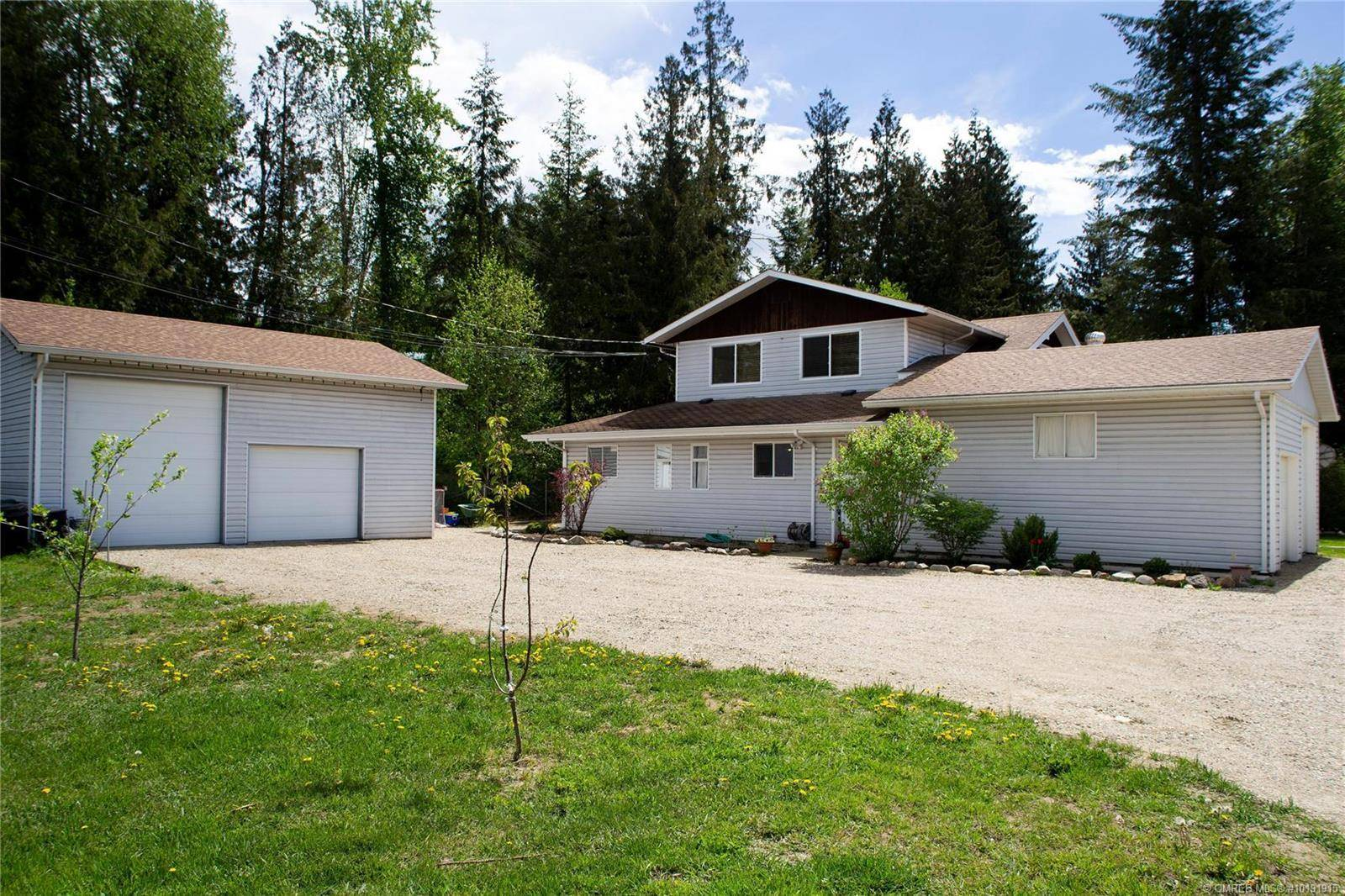 House for sale at 8050 Sonora Rd Southeast Salmon Arm British Columbia - MLS: 10191915