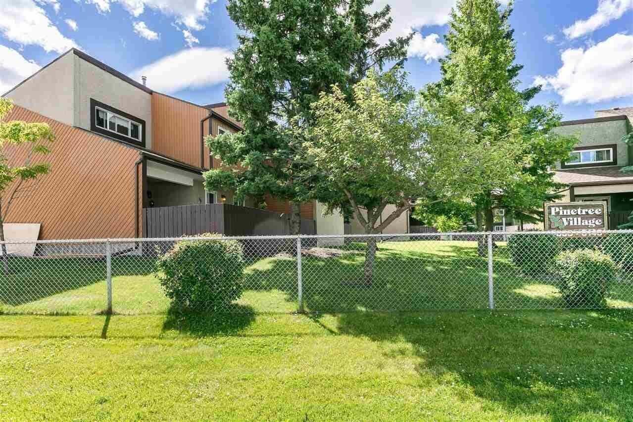 Townhouse for sale at 8053 27 Av NW Edmonton Alberta - MLS: E4207888