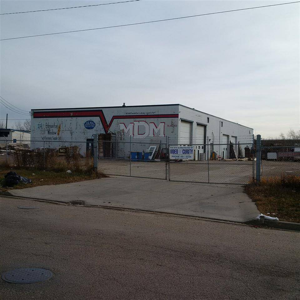 Commercial property for sale at 8059 Coronet Rd Nw Edmonton Alberta - MLS: E4180133